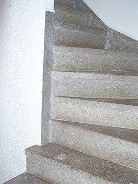 Steintreppe Renovieren kunze tischler